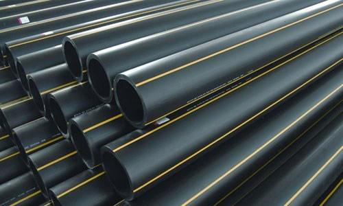 لوله های پلی اتیلن در صنعت گاز