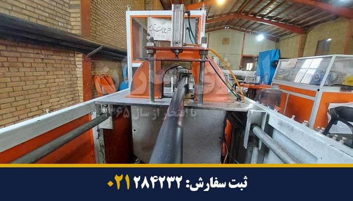 کارخانه تولید کننده لوله پلی اتیلن